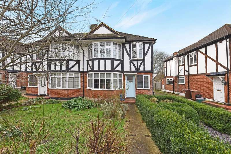 2 Bedrooms Apartment Flat for sale in Aboyne Drive, London
