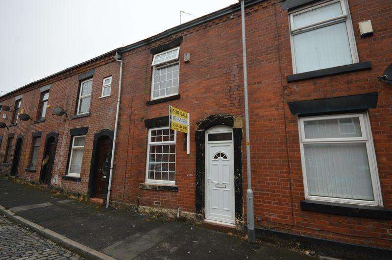 2 Bedrooms Terraced House for sale in Taurus Street, Oldham