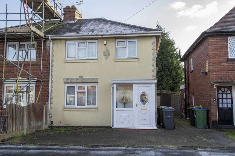 3 Bedrooms Semi Detached House for sale in Borough Crescent, Oldbury