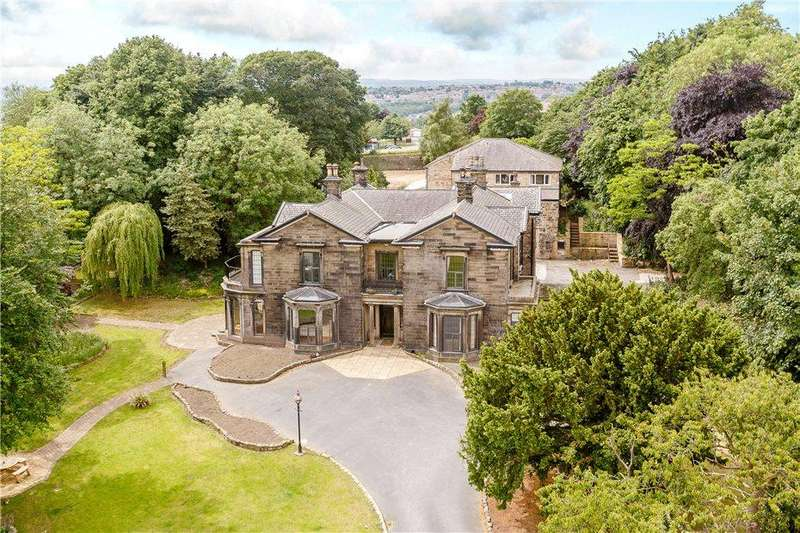 5 Bedrooms Detached House for sale in Soothill Manor, Soothill Lane, Near Leeds, West Yorkshire, WF17