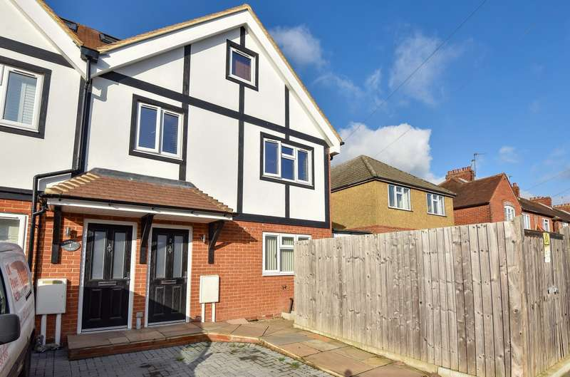 1 Bedroom Maisonette Flat for sale in Walton on Thames
