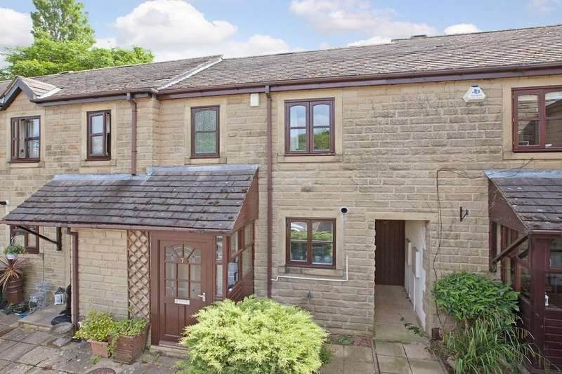 2 Bedrooms Town House for sale in Ilkley Hall Mews, Ilkley