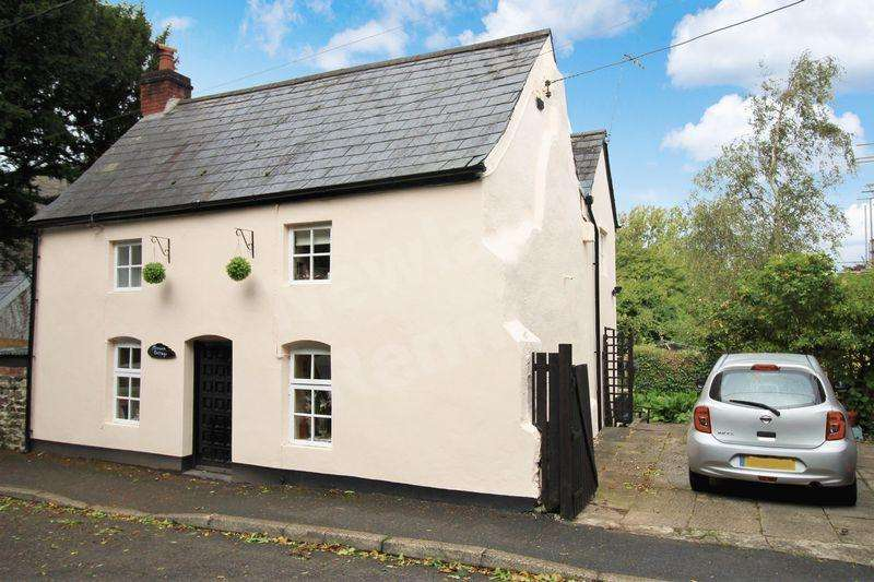 2 Bedrooms Cottage House for sale in Bulmore Road, Caerleon, Newport