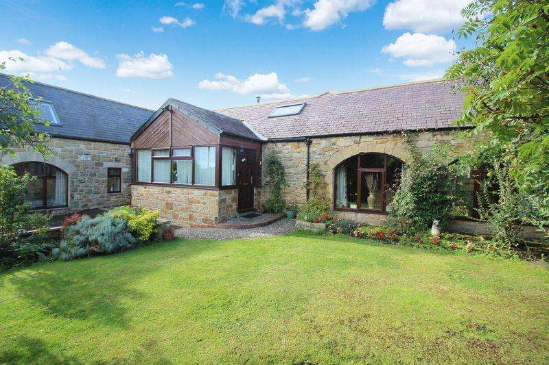 4 Bedrooms Barn Conversion Character Property for sale in Fell Lane, Barrasford