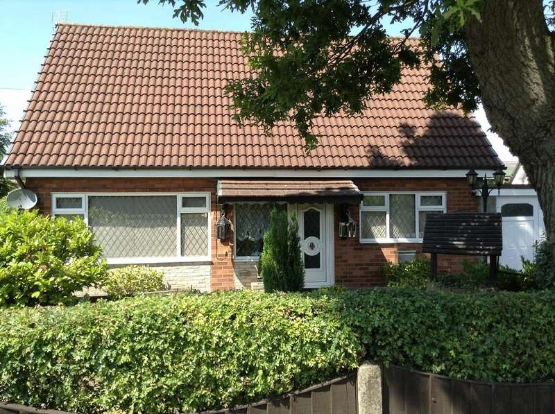 3 Bedrooms Detached Bungalow for sale in Massey Brook Lane, Lymm