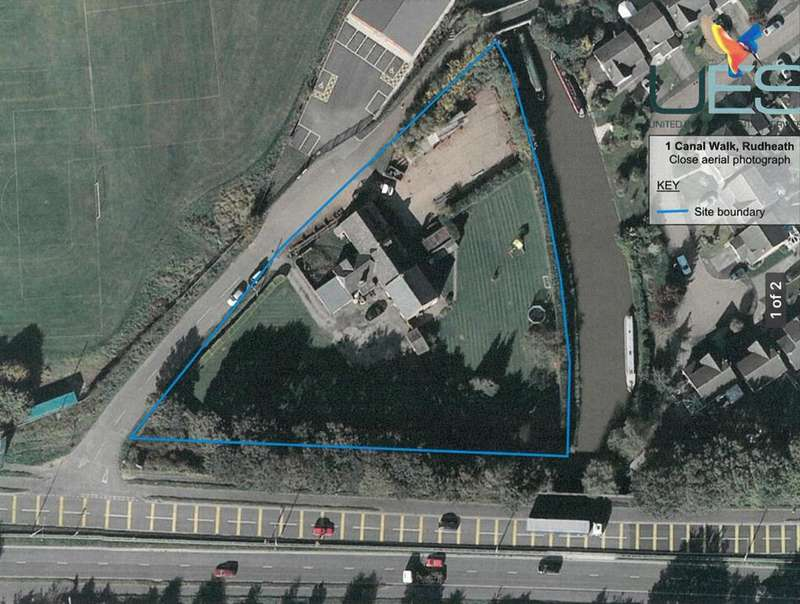 Land Commercial for sale in Canal Walk, Rudheath