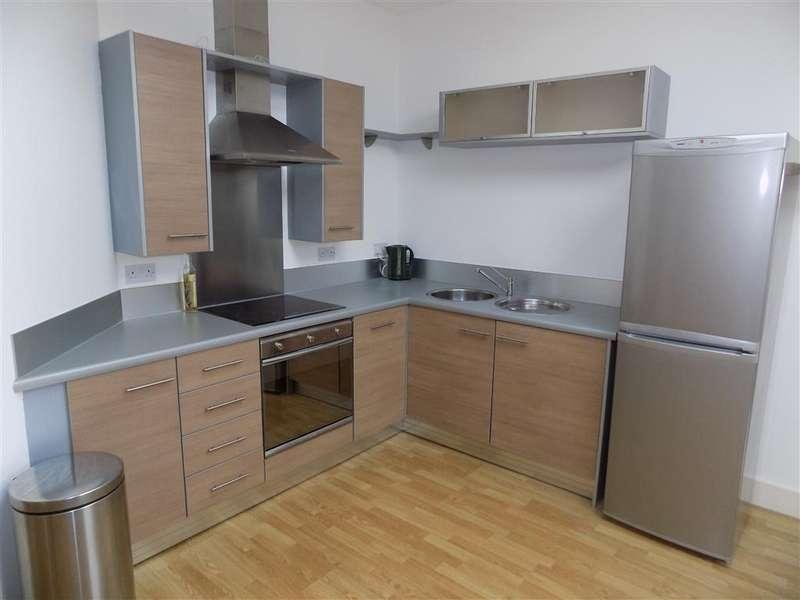 1 Bedroom Flat for sale in New Hey Road, Marsh, Huddersfield, HD3
