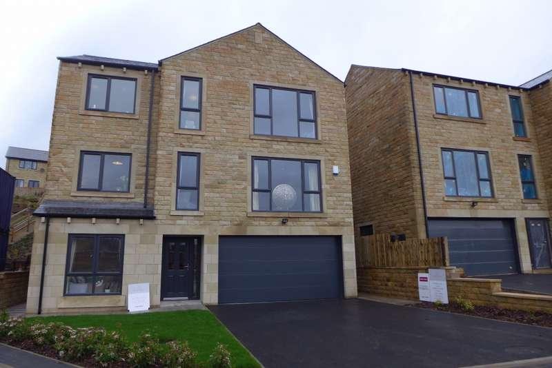 4 Bedrooms Detached House for sale in The Alston Upperthong Lane, Upperthong, Holmfirth, HD9