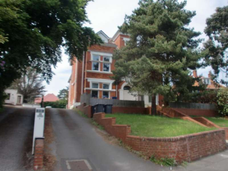 2 Bedrooms Flat for sale in Meyrick Park Crescent, Bournemouth