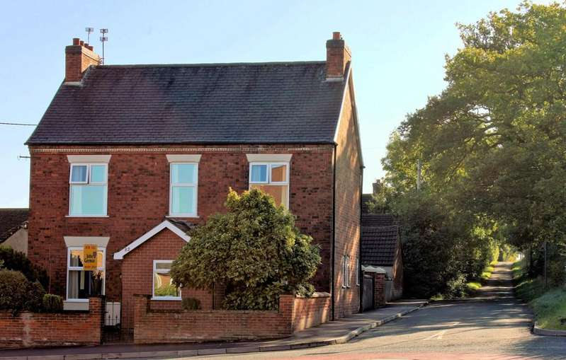 4 Bedrooms Detached House for sale in Iveshead Road, Shepshed