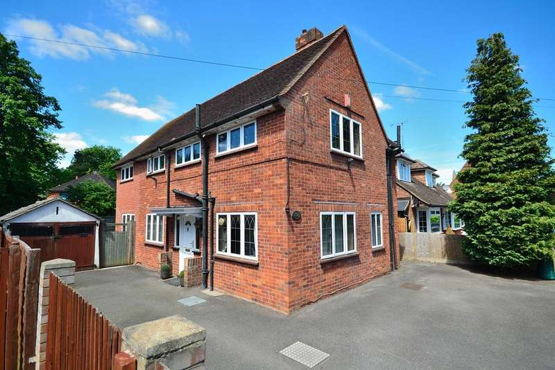 5 Bedrooms Detached House for sale in Church Road, Earley, Reading, Berkshire, RG6 1HG