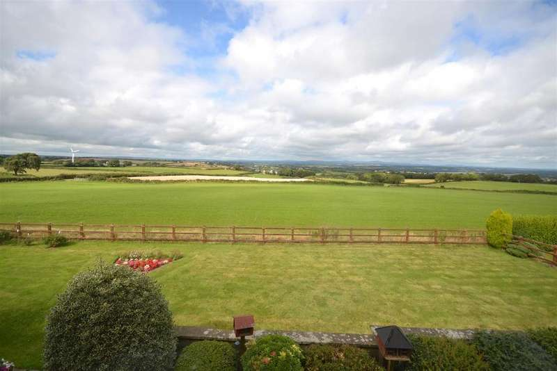 4 Bedrooms Detached House for sale in Ashdale Lane, Llangwm, Pembrokeshire