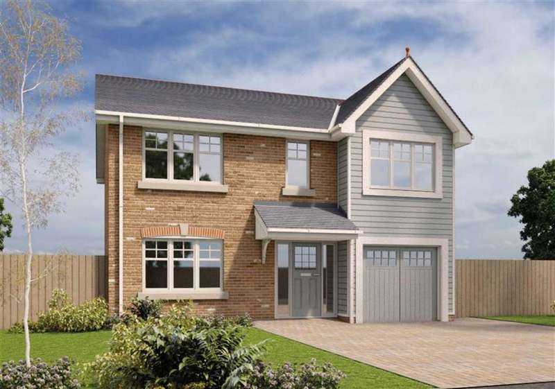 4 Bedrooms Detached House for sale in Phase 2, Ramsey, Isle of Man