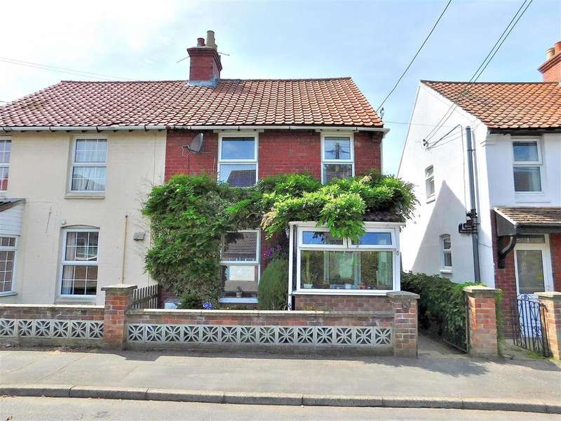 3 Bedrooms Semi Detached House for sale in Pansey Drive, King's Lynn