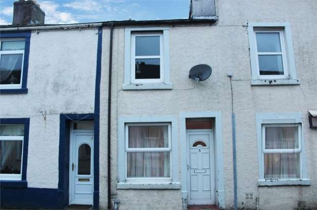 3 Bedrooms Terraced House for sale in Duke Street, Cleator Moor, Cumbria