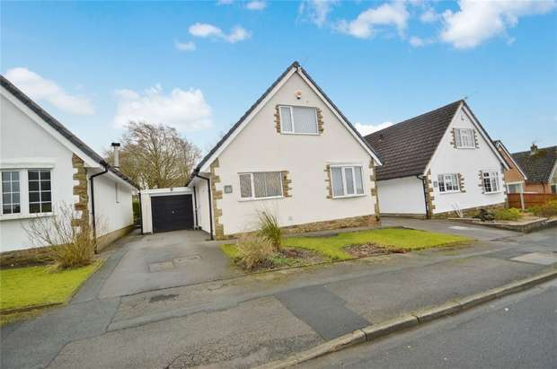 2 Bedrooms Detached Bungalow for sale in Green Gables, Hollins Avenue, Burnley, Lancashire