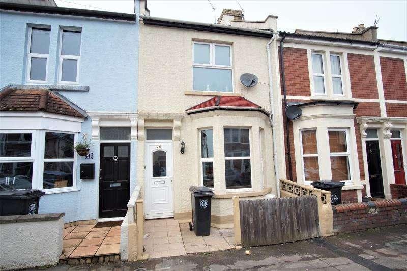 4 Bedrooms Terraced House for rent in Jasper Street, Southville, Bristol, BS3 3DU