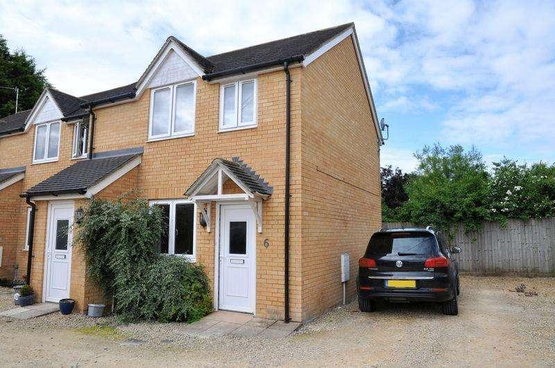 1 Bedroom Ground Flat for sale in James Walker Mews, Witney