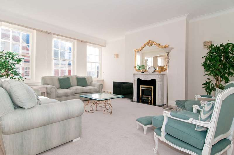 4 Bedrooms Apartment Flat for sale in Lanchester Court Seymore Street, London