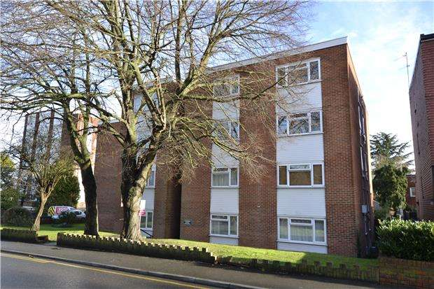 1 Bedroom Flat for sale in Rossendon Crt, Clarendon Rd, WALLINGTON, SM6 8QJ