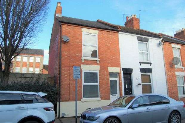 2 Bedrooms Terraced House for sale in Harold Street, Abington, Northampton NN1 5QZ