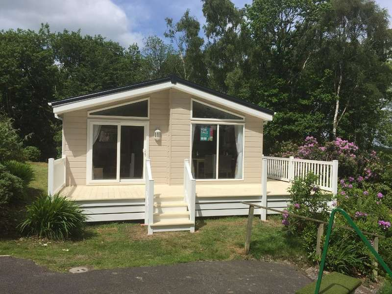 2 Bedrooms Park Home Mobile Home for sale in Llanfwrog, Llanfwrog, Ruthin, North Wales, North Wales, LL15 2AN