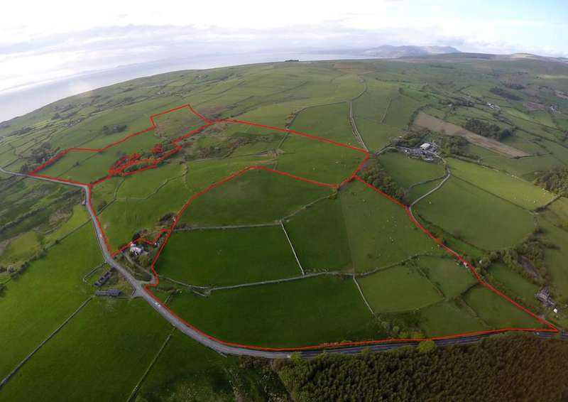 Land Commercial for sale in Rhoslefain, Tywyn