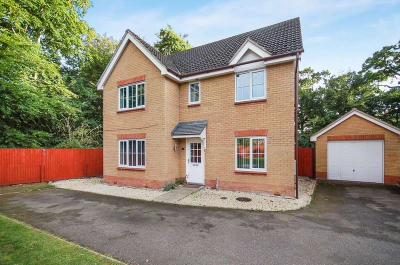 5 Bedrooms Detached House for sale in Benet Close, Thetford