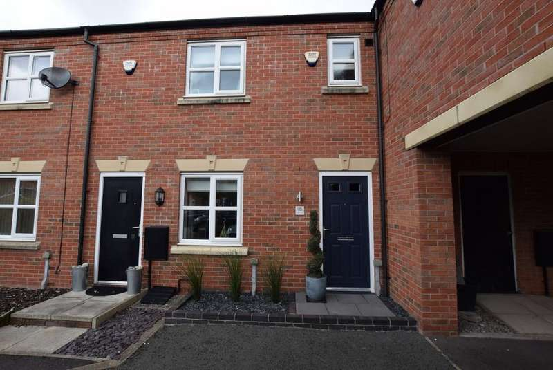 2 Bedrooms Town House for sale in Maltby Close, Thatto Heath, St. Helens