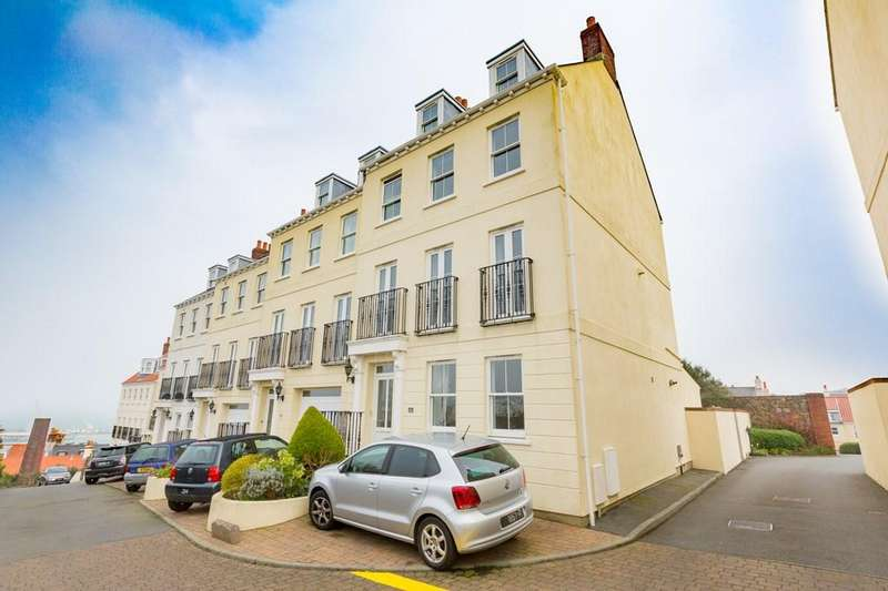 4 Bedrooms Town House for sale in Domaine de Beauport, St. Peter Port, Guernsey