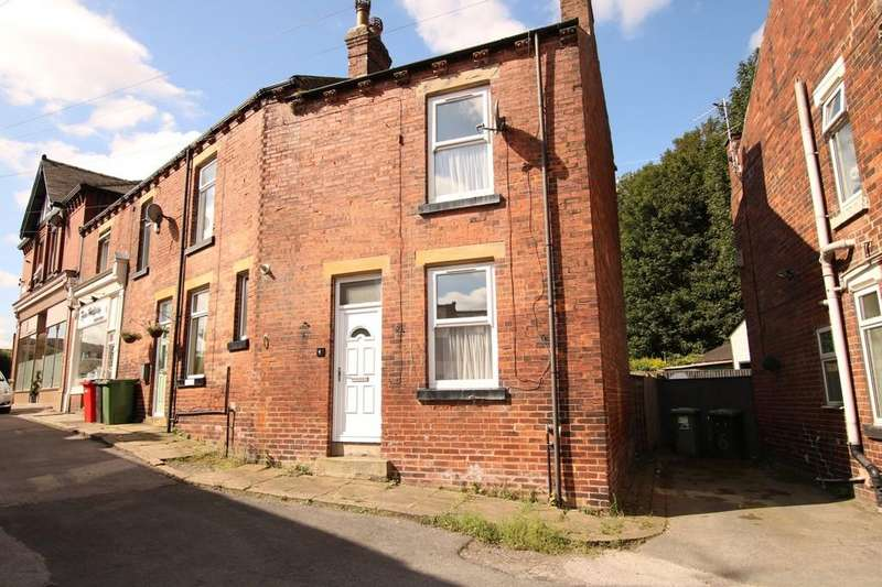 1 Bedroom End Of Terrace House for sale in Co-operative Street, Lofthouse