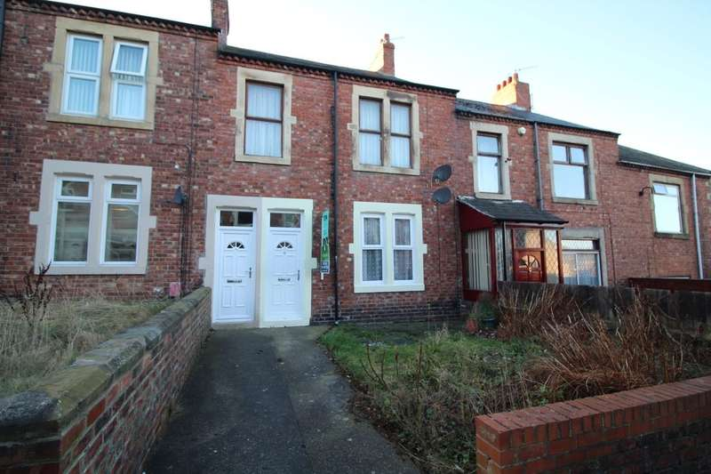 2 Bedrooms Flat for sale in Axwell Terrace, Swalwell, Newcastle Upon Tyne, NE16