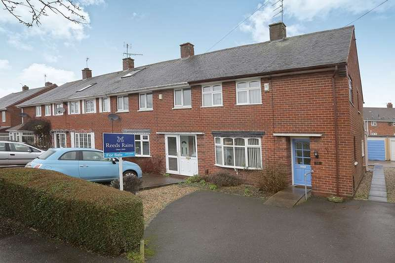3 Bedrooms Terraced House for sale in Highgate Avenue, Wolverhampton, WV4