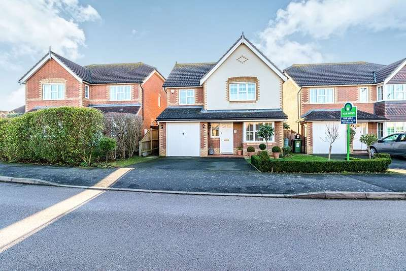 4 Bedrooms Detached House for sale in Firmin Avenue, Boughton Monchelsea, Maidstone, ME17