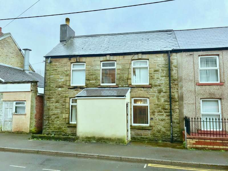 4 Bedrooms Semi Detached House for sale in Main Road, Crynant, Neath