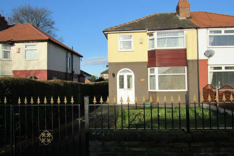 3 Bedrooms Semi Detached House for sale in Brinnington Road, Stockport, SK5