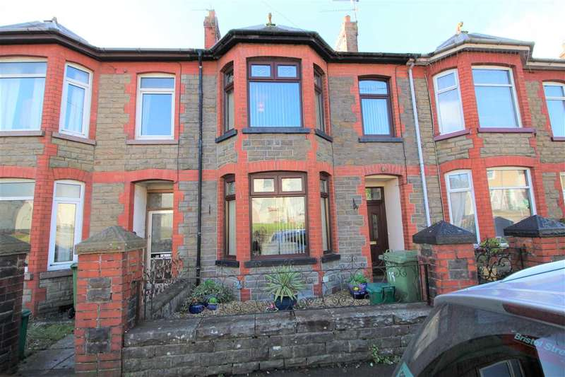 3 Bedrooms Terraced House for sale in Tylchawen Crescent, Tonyrefail