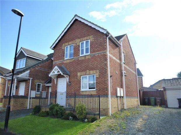 3 Bedrooms Semi Detached House for sale in HEVINGHAM CLOSE, HAVELOCK PARK, SUNDERLAND SOUTH