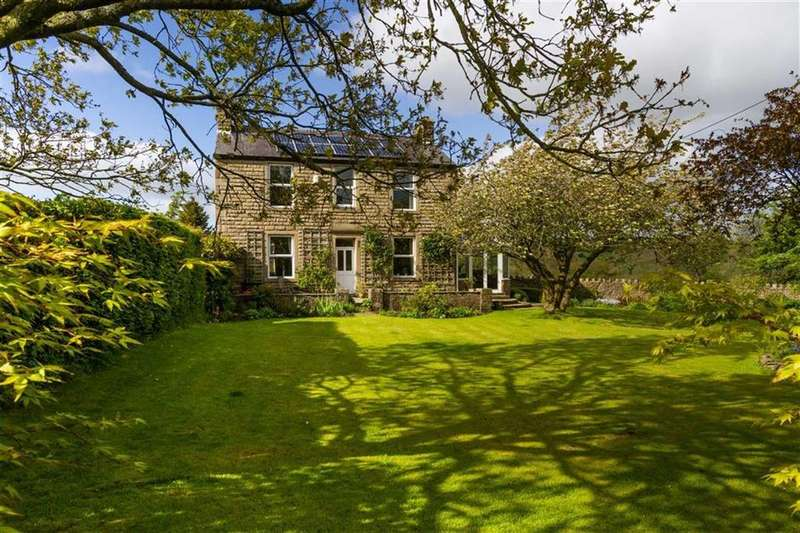 5 Bedrooms Detached House for sale in Stoneygate Lane, Ribchester Preston