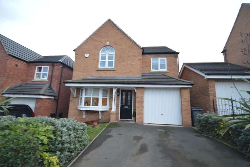 4 Bedrooms Detached House for sale in Ditta Drive, Tividale, Oldbury, B69
