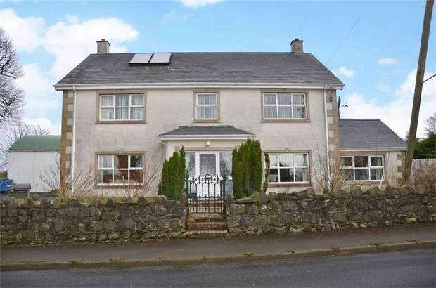 4 Bedrooms Detached House for sale in Carncullagh Road, Dervock, Ballymoney, County Antrim