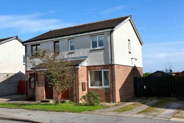 2 Bedrooms Semi Detached House for sale in Oak Drive, Portlethen, Aberdeen