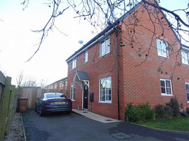 3 Bedrooms Semi Detached House for sale in Cardinal Way, Newton-le-Willows, Merseyside