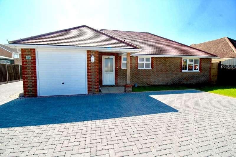 2 Bedrooms Detached Bungalow for sale in Chichester Road, Bognor Regis, PO21