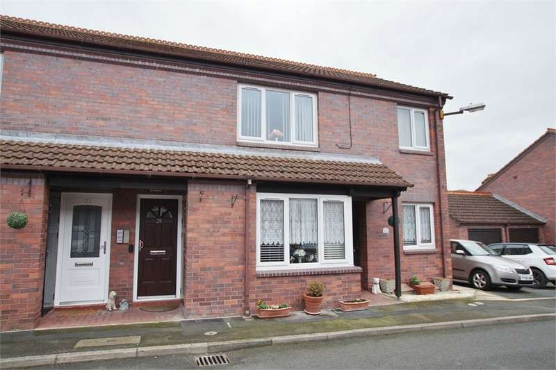 2 Bedrooms Flat for sale in CA2 4JN Scaleby Close, Upperby, Carlisle, Cumbria
