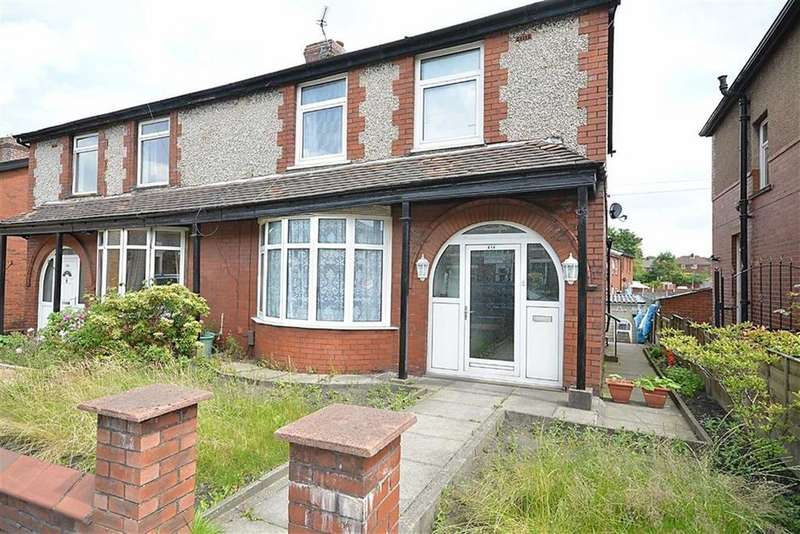 3 Bedrooms Semi Detached House for sale in Whalley Road, Clayton Le Moors, Lancashire, BB5
