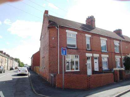 3 Bedrooms End Of Terrace House for sale in Midland Road, Ellistown, Coalville