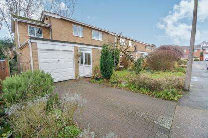 4 Bedrooms Detached House for sale in Ennerdale Close, Lincoln, Lincolnshire, .