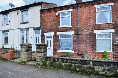 2 Bedrooms Terraced House for sale in Mansfield Road, Skegby, Nottinghamshire, Notts