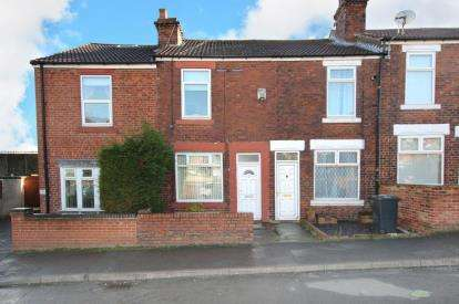 2 Bedrooms Terraced House for sale in Bentley Road, Bramley, Rotherham, South Yorkshire